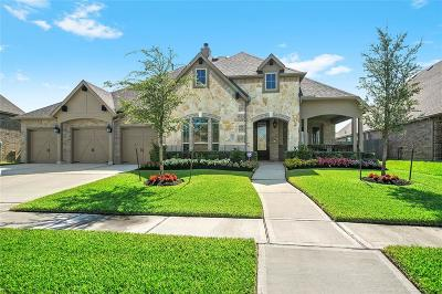 Houston Single Family Home For Sale: 18010 Calavatra Lane