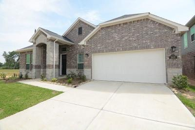 Fulshear Single Family Home For Sale: 8419 Flagman Trail