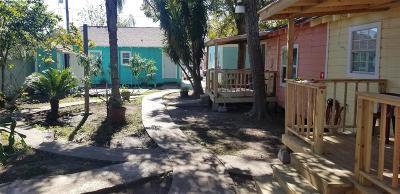Galveston Rental For Rent: 4418 Avenue P 1/2 Unit 4
