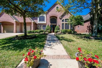Spring Single Family Home For Sale: 9706 Champions Cove Drive