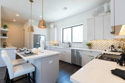Houston Single Family Home For Sale: 1126 Thompson Street