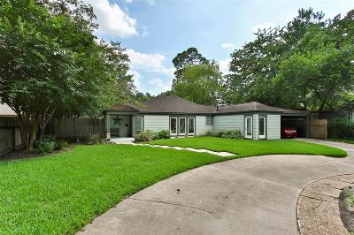 Garden Oaks Single Family Home For Sale: 843 W 43rd Street