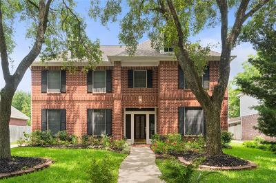 Sugar Land Single Family Home For Sale: 4822 Caladium Drive