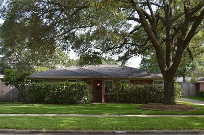 Houston Single Family Home For Sale: 5339 Carew Street