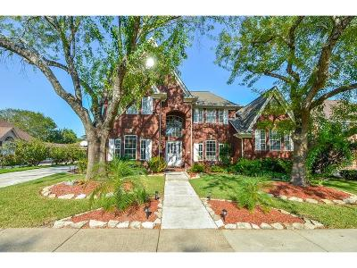 League City Single Family Home For Sale: 2128 Pebble Beach Drive