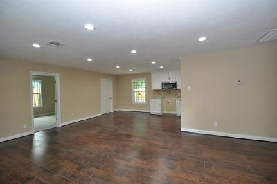 Houston Single Family Home For Sale: 5827 Pershing Street