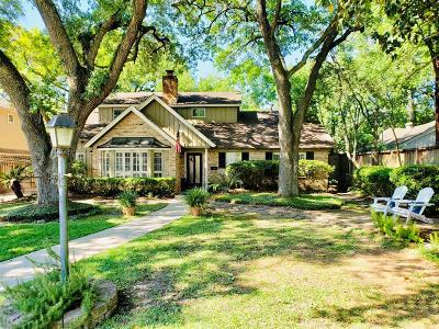 Houston Single Family Home For Sale: 12450 Kimberley Lane