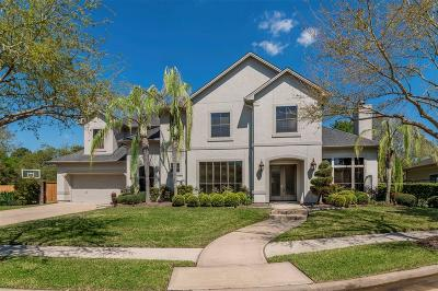 Houston Single Family Home For Sale: 2506 Deep Oak Court