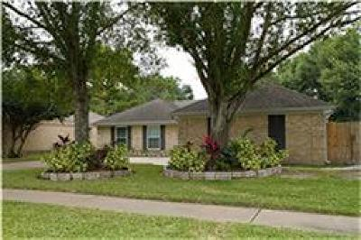 Katy Single Family Home For Sale: 830 Hidden Canyon Road