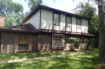 Conroe Single Family Home For Sale: 603 Glen Haven Drive