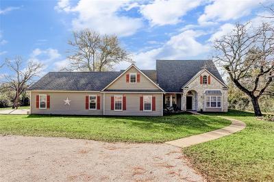 Bellville Farm & Ranch For Sale: 115 Sander Road