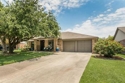 Friendswood Single Family Home For Sale: 16807 Barkentine Lane