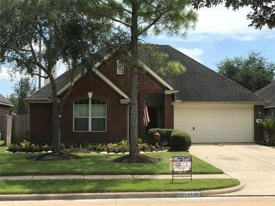 Manvel Single Family Home For Sale: 3110 Aspen Lane