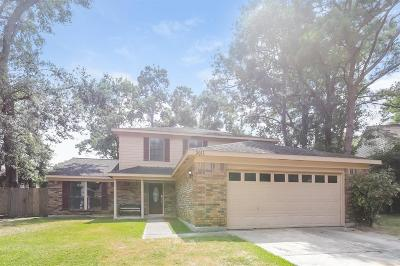 Houston Single Family Home For Sale: 2611 Hidden Garden Drive