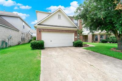 Cypress Single Family Home For Sale: 15327 Fir Woods Lane
