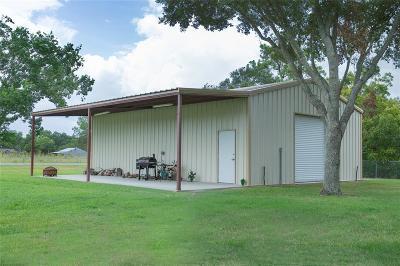 Rosenberg Single Family Home For Sale: 2604 Band Road