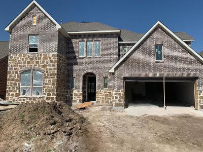 Manvel Single Family Home For Sale: 3405 Flagstone Drive