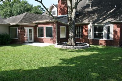 Kingwood Single Family Home For Sale: 3207 Greenwood Glen Drive