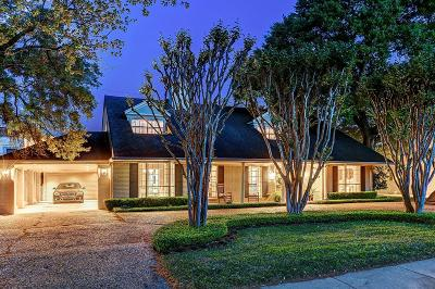 Houston Single Family Home For Sale: 1507 Briarmead Drive