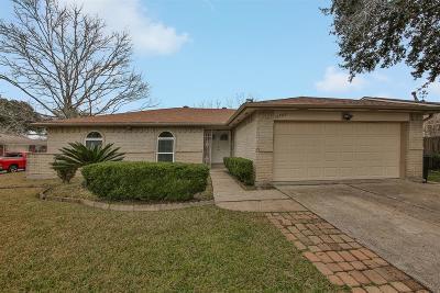 Friendswood Single Family Home For Sale: 16703 Oxnard Lane