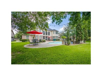 Greatwood Single Family Home For Sale: 7510 Guinevere Drive