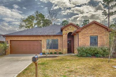 Montgomery Single Family Home For Sale: 11921 Mocking Bird Lane