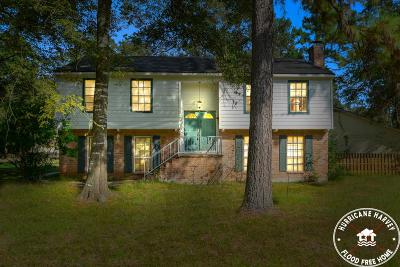 The Woodlands Single Family Home For Sale: 2603 Rosewood Place