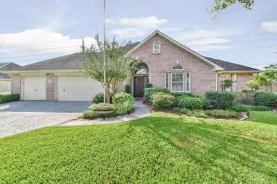Pearland Single Family Home For Sale: 2602 S Peach Hollow Circle