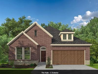 Cane Island Single Family Home For Sale: 6911 N Elmwood Trail