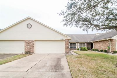 Pearland Single Family Home For Sale: 3527 Teakwood Drive