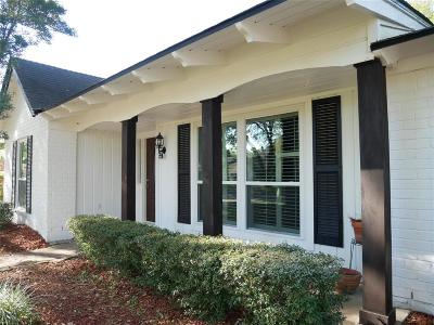 Houston Single Family Home For Sale: 10714 Valley Forge Drive