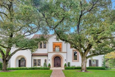 Houston Single Family Home For Sale: 7538 Inwood Drive