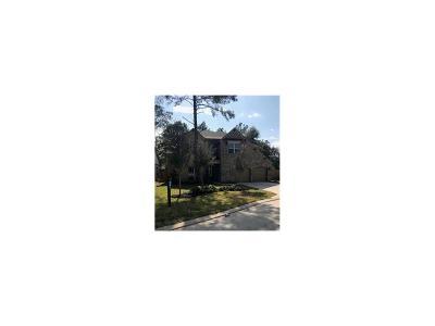 Montgomery Single Family Home For Sale: 127 Bradford Bluff Drive