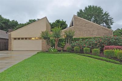 Houston Single Family Home For Sale: 16219 Hickory Knoll Drive