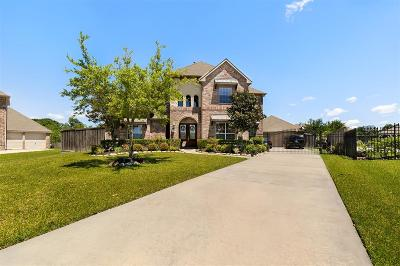 Cypress Single Family Home For Sale: 17810 Haven Forest Court