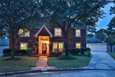 Houston Single Family Home For Sale: 7443 Foxton Place Court