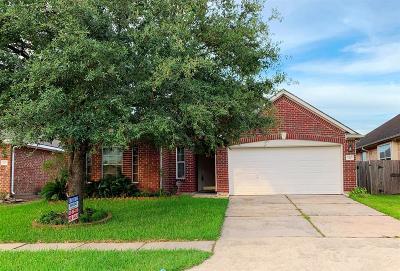 Houston Single Family Home For Sale: 10218 Turrett Point Land