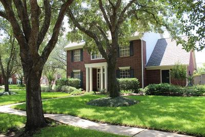Sugar Land Single Family Home For Sale: 1507 Stone Trail
