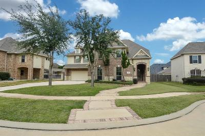 Houston Single Family Home For Sale: 16006 Graftondale Court