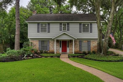 Houston Single Family Home For Sale: 8103 Bairnsdale Lane