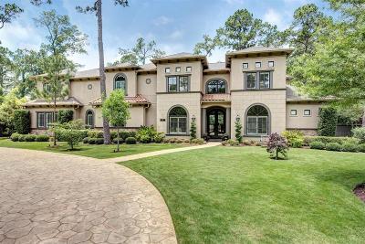 Bunker Hill Village Single Family Home For Sale: 27 Williamsburg Lane