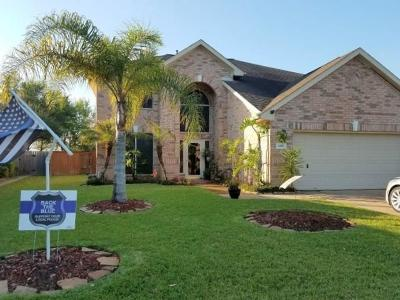League City, League Single Family Home For Sale: 4408 Running Pine Drive