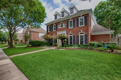 Houston Single Family Home For Sale: 16006 Manor Square Drive
