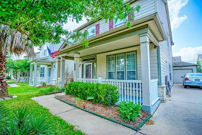 Single Family Home For Sale: 18718 Sandelford Drive