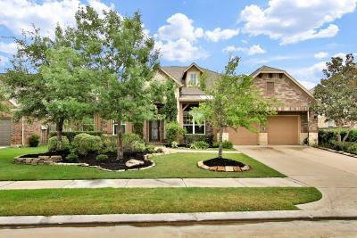 Katy Single Family Home For Sale: 10110 Oak Motte Drive