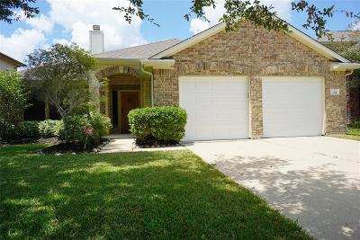 Manvel Single Family Home For Sale: 3314 Spindletop Court