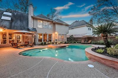 Kingwood Single Family Home For Sale: 2106 Grand Mesa Drive