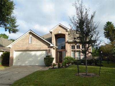 Houston Single Family Home For Sale: 1115 Parkhaven Lane
