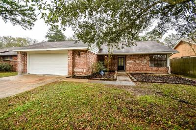 Houston Single Family Home For Sale: 5230 Pine Cliff Drive
