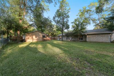 Cypress Single Family Home For Sale: 16502 Tejas Trail